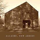 Mule Barn, Allaire, NJ by jaeepathak