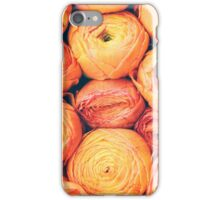 Orange Tulips in Amsterdam iPhone Case/Skin
