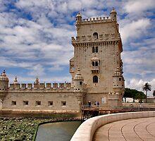 Torre de Belém by Adri  Padmos