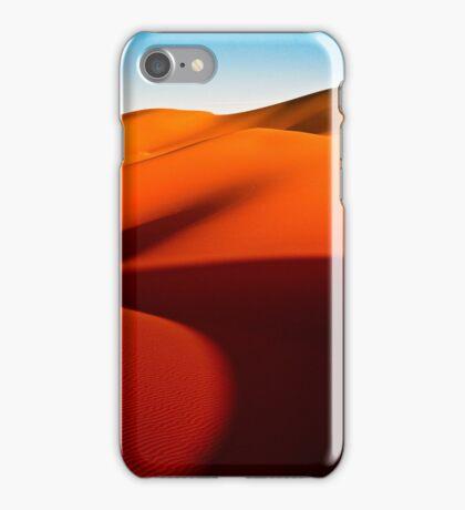 Sand Dunes in the Sahara Desert iPhone Case/Skin