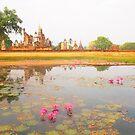 Sukhothai lotus 1 by OTOFURU