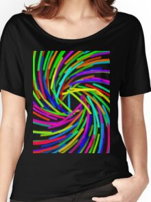 Brush Strokes 2 Women's Relaxed Fit T-Shirt