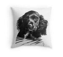 Max. Throw Pillow