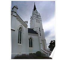 Dutch Reformed Church Bredasdorp Poster