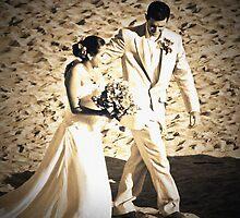 Just Married by Terri~Lynn Bealle
