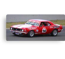 Big Chevy - GT racing at Bathurst Canvas Print