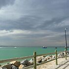 Struisbaai harbour  by fourthangel