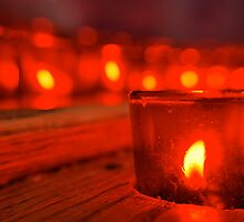 Cascading Candles by BradenSarai