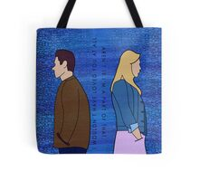 Last Five Years Tote Bag