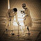 the boardwalk rinse... by Terri~Lynn Bealle