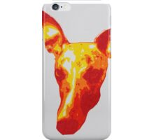 Ziggy Goes Pop iPhone Case/Skin