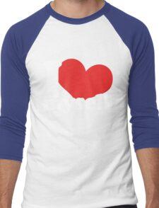 I Love Myself Men's Baseball ¾ T-Shirt