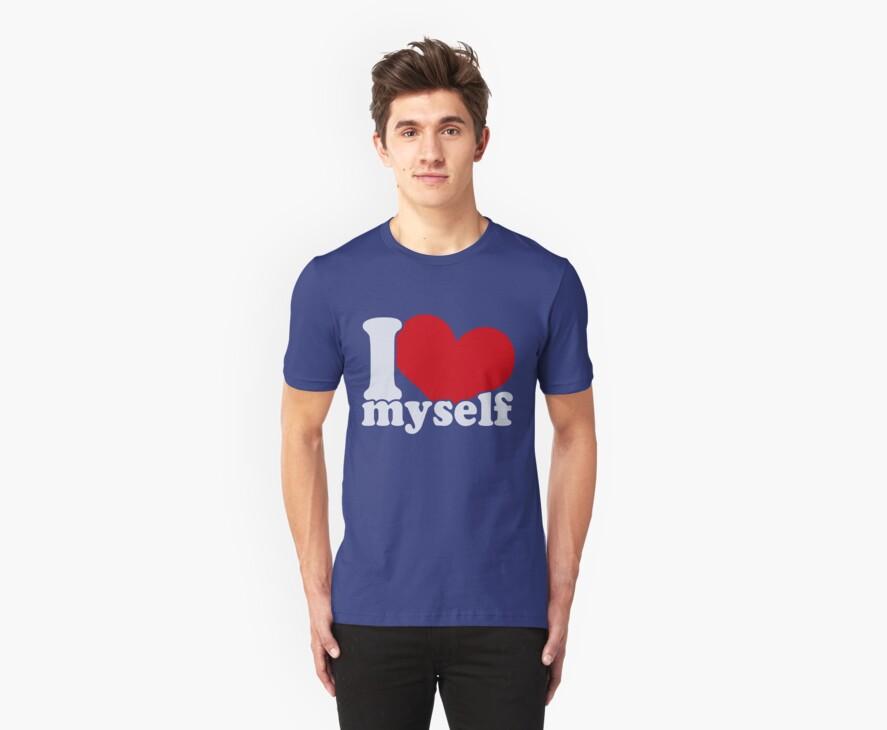 I Love Myself by kaptainmyke