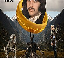 Lord of the Ringos by pretentiouspose