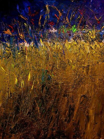 Blades Of Grass by Ruth Palmer