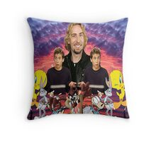Why Reese Throw Pillow