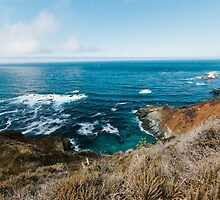 Big Sur, Pacific Coast in California by Giorgio Fochesato