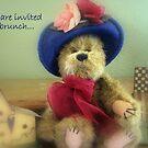 Ms Minerva is having a Brunch.... by DottieDees