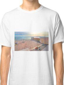 Praça do Comércio. vista do topo do Arco da Rua Augusta. Classic T-Shirt