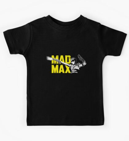 Mad Max - Fusiosa Kids Tee