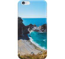 McWay Falls in California, Big Sur iPhone Case/Skin
