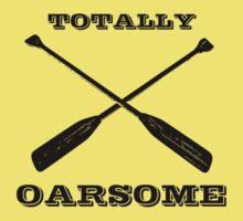 Totally Oarsome Kids Tee