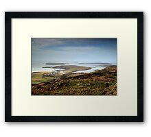 Galway Framed Print