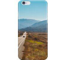 Pacific Coast Highway in California iPhone Case/Skin