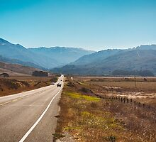 Pacific Coast Highway in California by Giorgio Fochesato