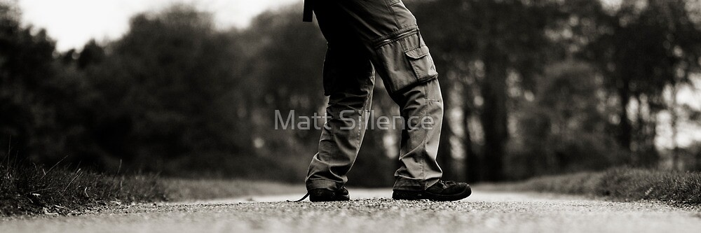 Tired old Legs by Matt Sillence
