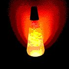 Lava Lamp of Love by Michelle Hoffmann