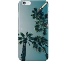 Palm Trees in California iPhone Case/Skin