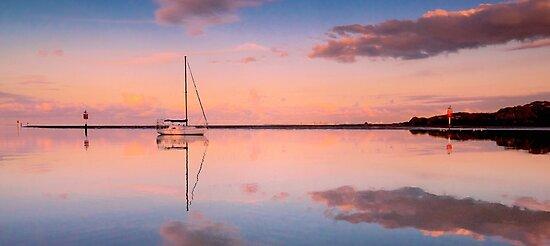 A Piece of Tranquility Shornecliffe Brisbane QLD Australia by PhotoJoJo