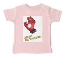 Age Of Destruction Baby Tee