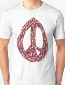 Peacefully Shrooming 2 Unisex T-Shirt