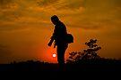 Taller than Sun:Photographer by Dinni H