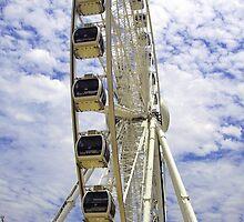 Perth's Big wheel by Christina Thomas
