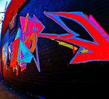 Graffiti by donnadiehard