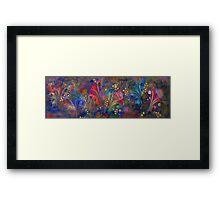 Six stolen flowers (Best viewed large) Framed Print