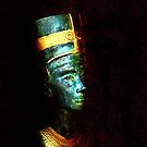 Queen Nefertiti by Wayne Gerard Trotman