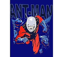 Antman t shirt, iphone case & more Photographic Print