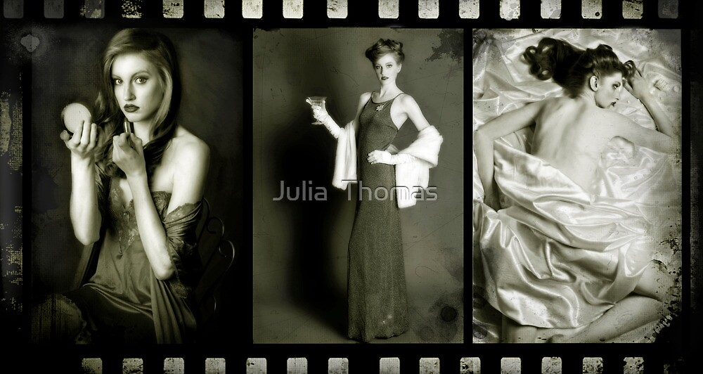 The Rise and Fall of a Starlet by Julia  Thomas