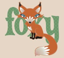 Foxy Red by CBeeProject