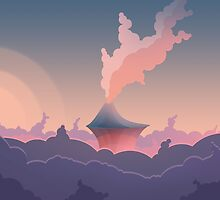 Volcano by TheNewVision