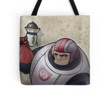 Space Buffoon Tote Bag