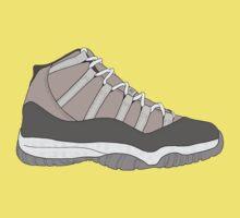 """Air Jordan XI (11) """"Cool Grey"""" Kids Clothes"""
