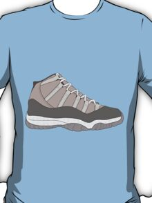 "Air Jordan XI (11) ""Cool Grey"" T-Shirt"