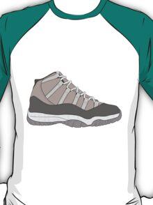 """Air Jordan XI (11) """"Cool Grey"""" T-Shirt"""