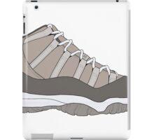 """Air Jordan XI (11) """"Cool Grey"""" iPad Case/Skin"""