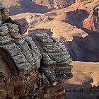 Grand Canyon National Park by Olga Zvereva